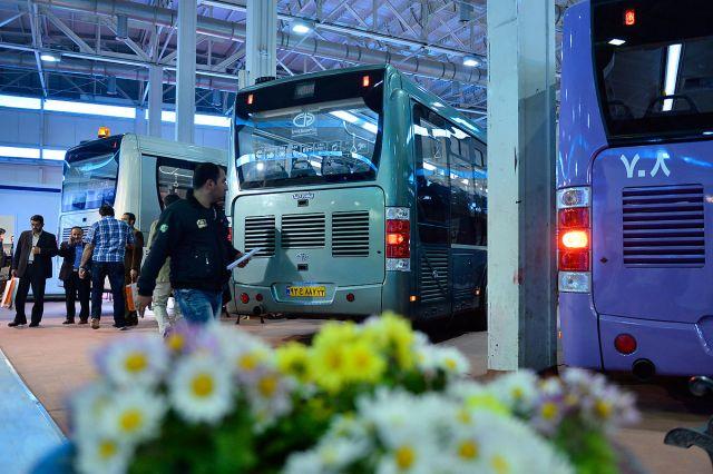 پانزدهمین نمایشگاه بین المللی حمل و نقل عمومی و خدمات شهری