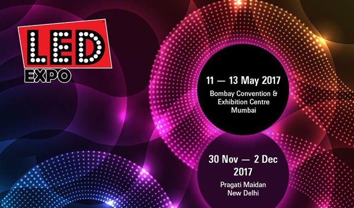 نمایشگاه LED هند-دهلی نو
