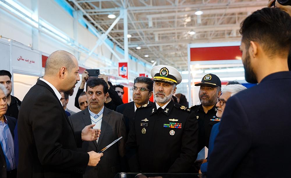 اولین نمایشگاه بین المللی جامع دریایی ایران