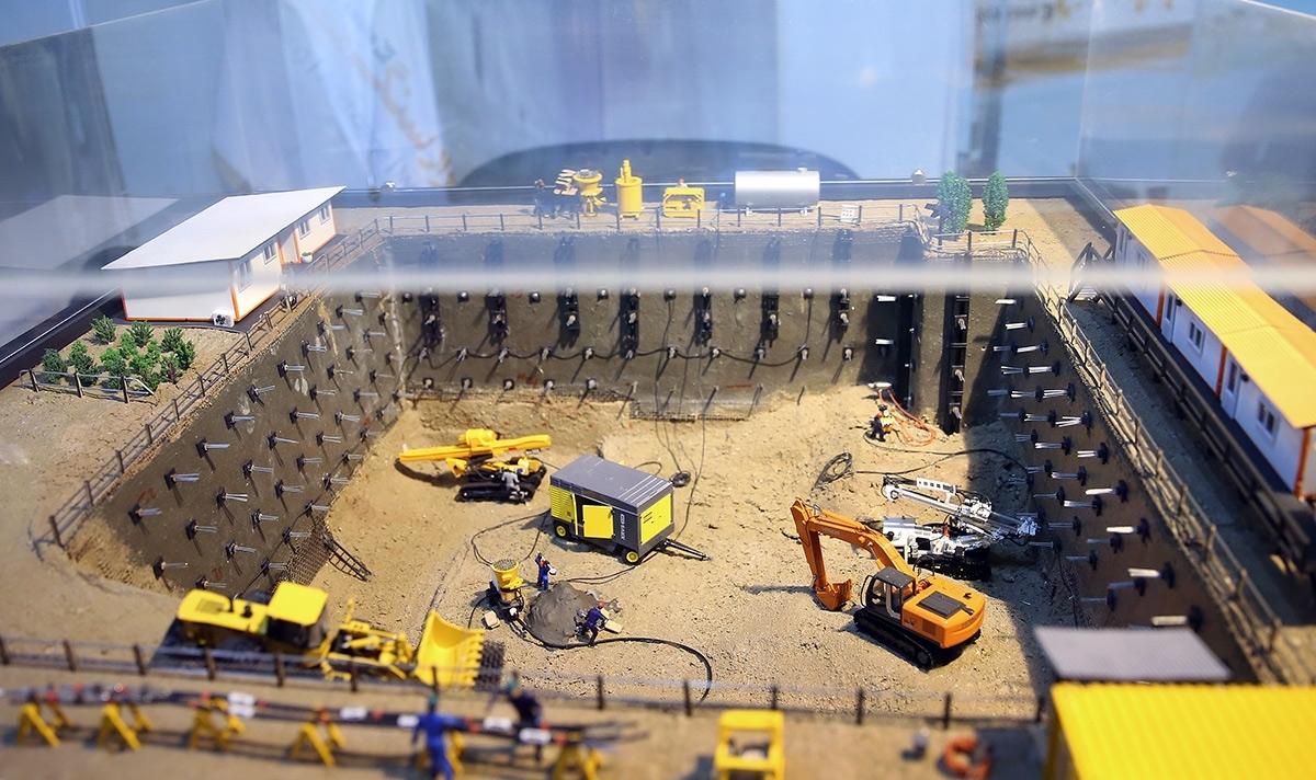 نمایشگاه بین المللی صنعت ساختمان تهران