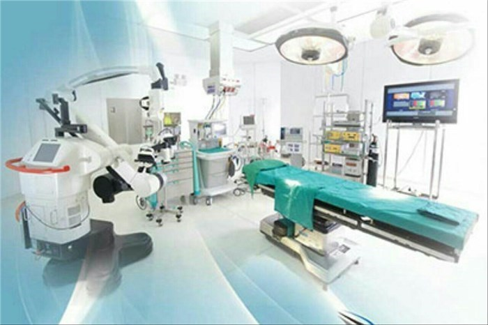 نمایشگاه بین المللی تجهیزات پزشکی و بیمارستانی هرمز هلث کیش