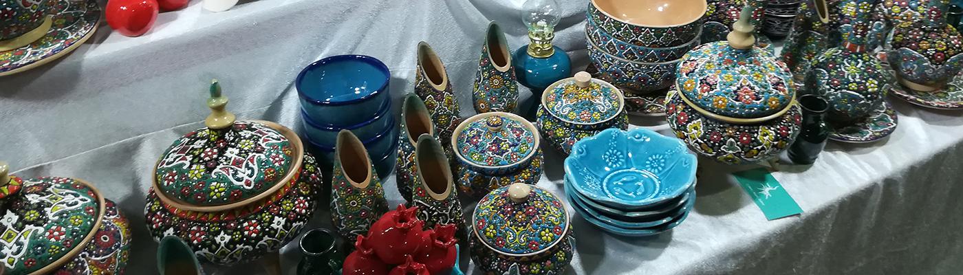 نمایشگاه صنایع دستی و هنرهای سنتی مشهد