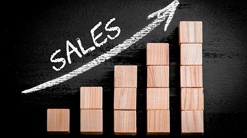 فروش موفق در غرفه های نمایشگاه