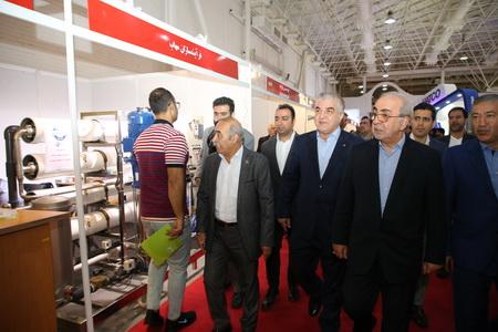 نمایشگاه بین المللی صنعت تهراننمایشگاه بین المللی صنعت تهران