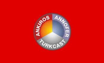 Istanbul International Exhibition of ANKIROS, ANNOFER, TURKCAST