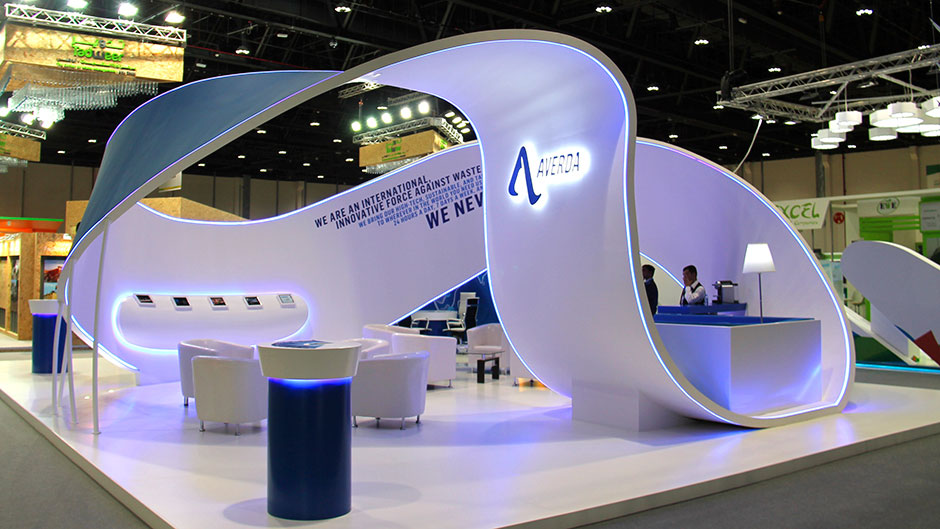 The Design and Decoration of Exhibition Stands 6