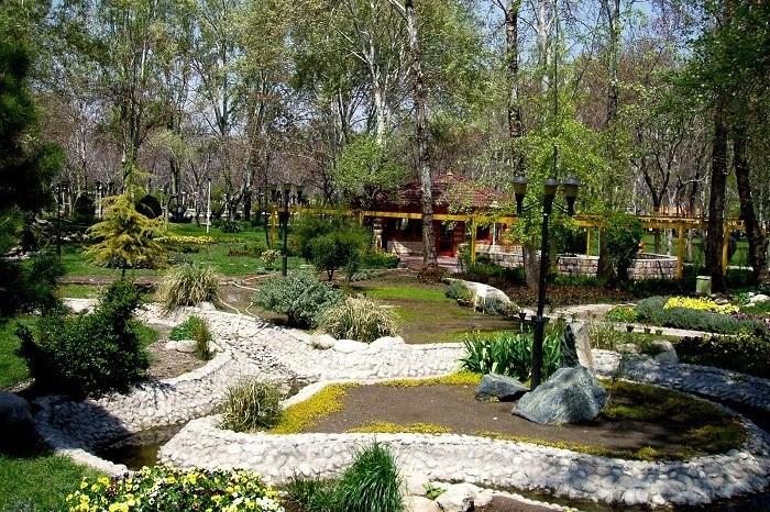 سیزدهمین نمایشگاه فضای سبز تبریز