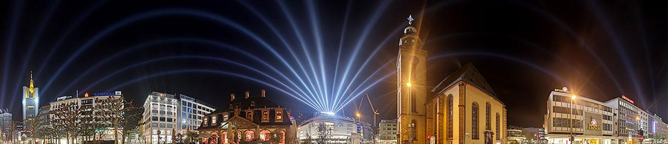 نمایشگاه بین المللی نورپردازی و ساختمان فرانکفورت