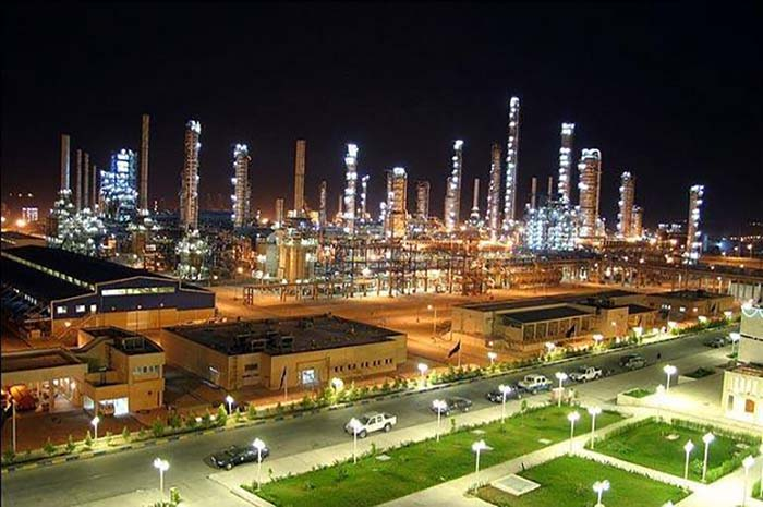 The first international specialized exhibition of petrochemical products Shahre Aftab
