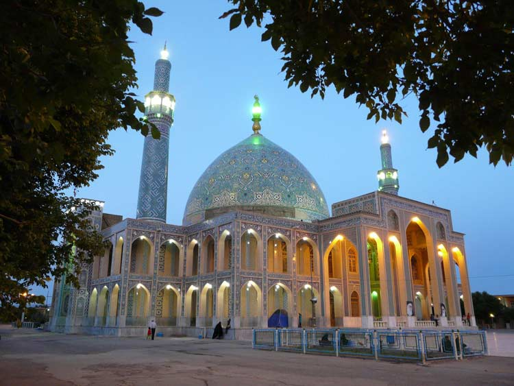 The First Iran International Specialized Exhibition of Mosque and Holy Places, Equipment Shahre Aftab