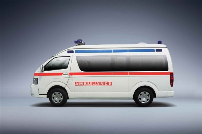 The First Iran International Specialized Exhibition of Ambulance and Help & Rescue Shahre Aftab