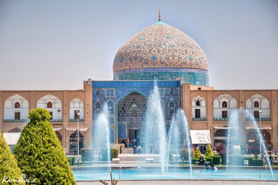 The First Iran International Specialized Exhibition of Mosque and Holy Places, Design, Construction and Restoration Shahre Aftab
