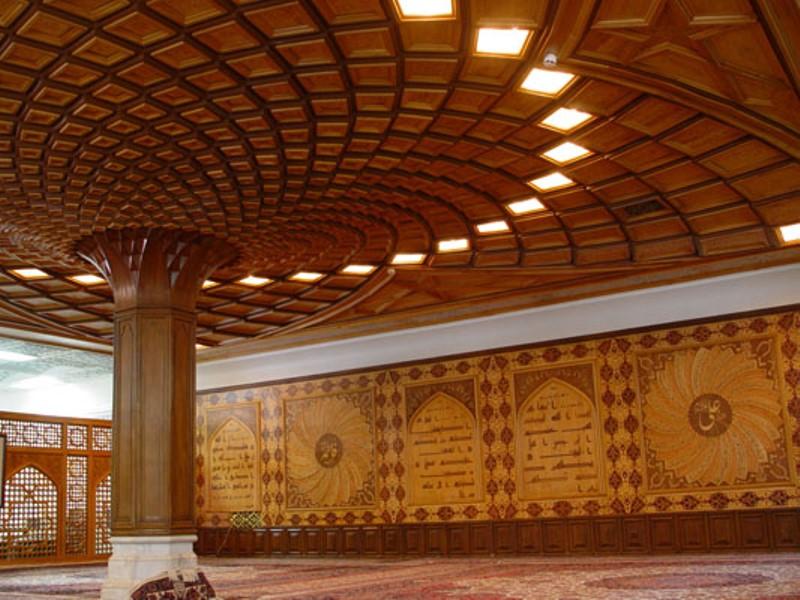 نمایشگاه بین المللی ماشین آلات، یراق آلات و مواد اولیه صنایع چوب اصفهان