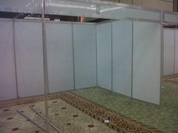 طراحی غرفه نمایشگاهی پیش ساخته