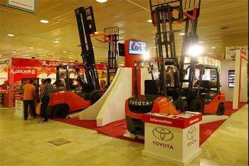 نمایشگاه بین المللی بزرگ ماشین آلات تبریز