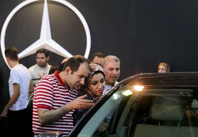 نمایشگاه بین المللی خودرو شیراز هفدهمین دوره