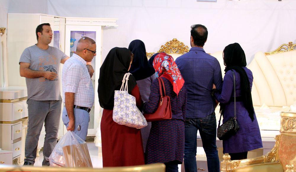 نمایشگاه بین المللی تشریفات، سفره عقد و گل آرایی شیراز