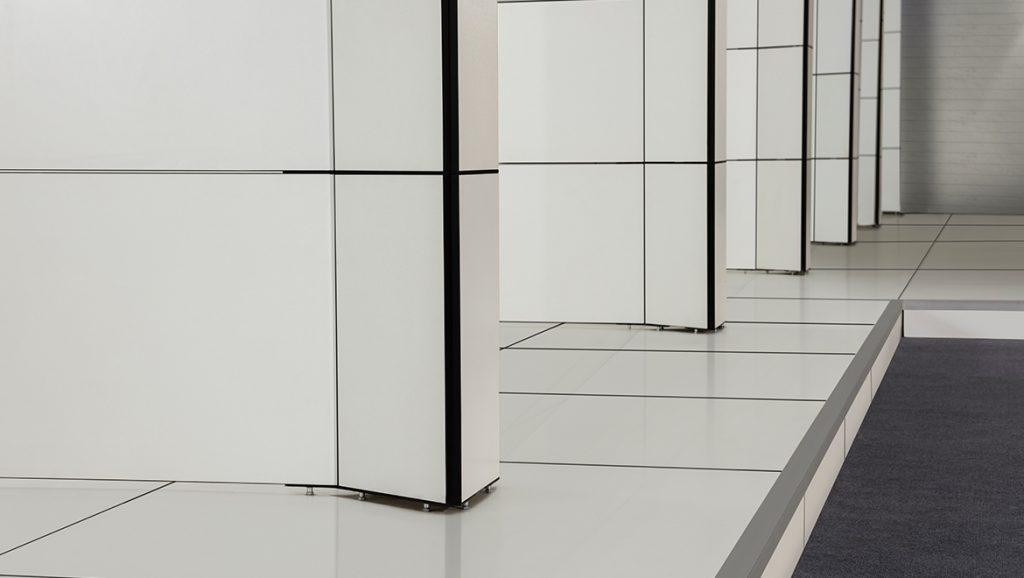 کف سازی غرفه نمایشگاهی
