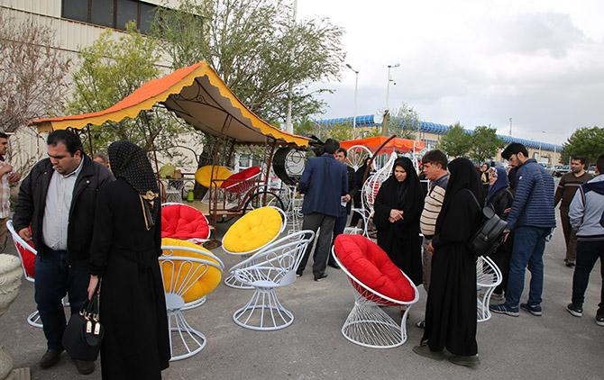 دوازدهمین نمایشگاه بین المللی گل و گياه، ابزار، ادوات باغبانی و تجهيزات گلخانه ای تبریز