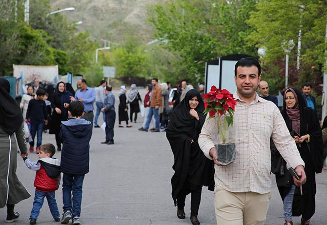 چهاردهمین نمایشگاه بین المللی خدمات و مبلمان شهری تبریز
