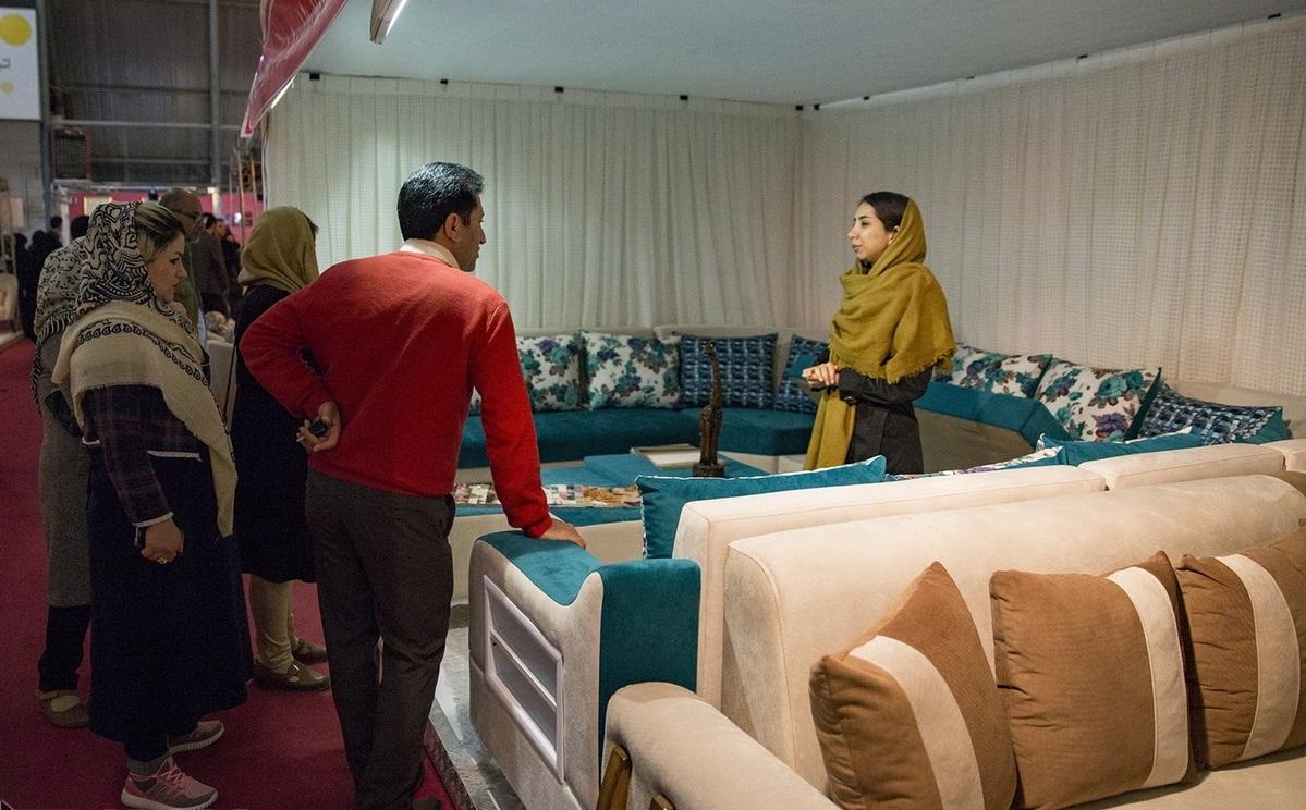 نمايشگاه مبلمان منزل و دکوراسیون داخلی شیراز