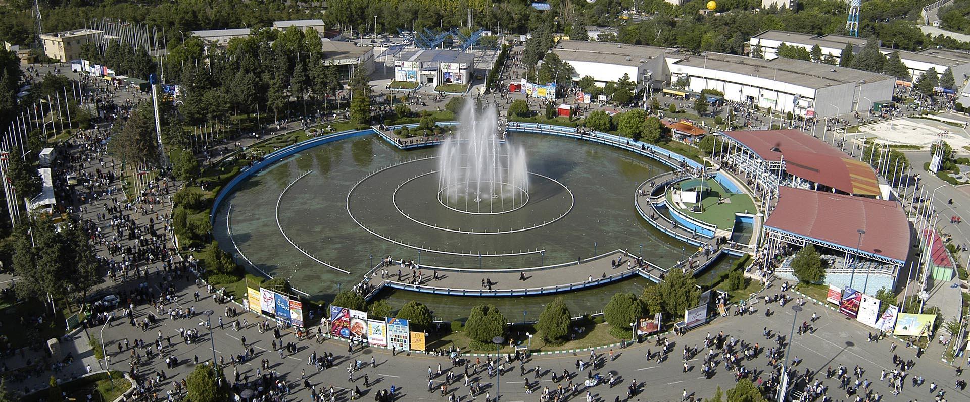 لیست شرکت کنندگان نمایشگاه تهران