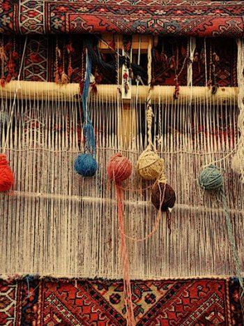نمایشگاه تخصصی فرش دستباف مشهد