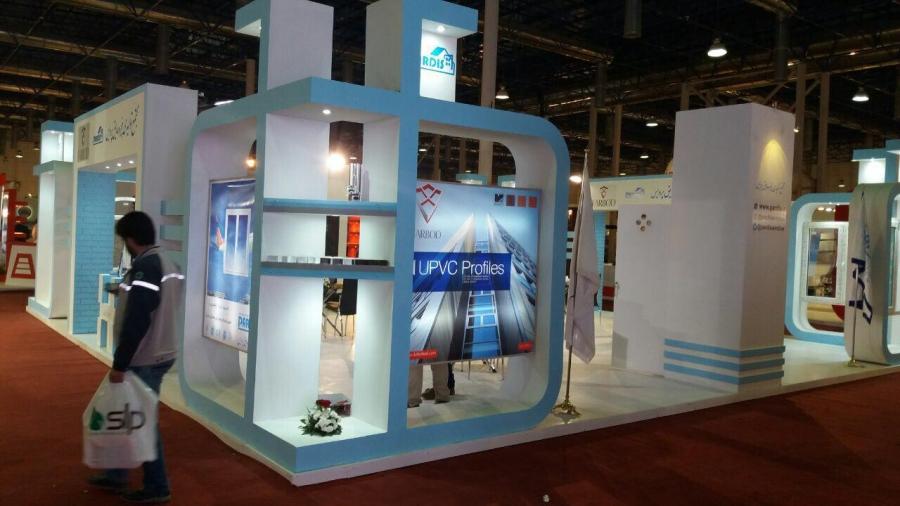 نمایشگاه درب و پنجره، ماشین آلات و صنایع وابسته مشهد