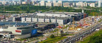 تقویم نمایشگاه بین المللی روسیه – مسکو
