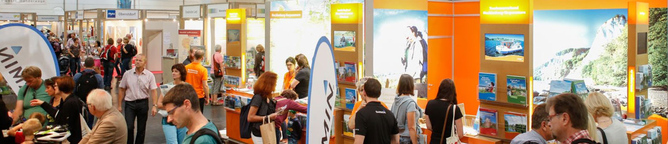 Duesseldorf International Exhibition of Tourism and nature