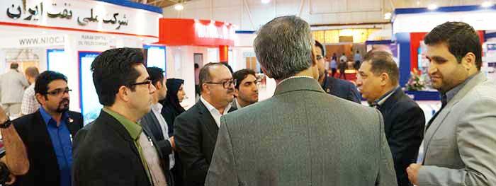 نمایشگاه بین المللی تجهیزات صنعت نفت و گاز و پتروشیمی شیراز