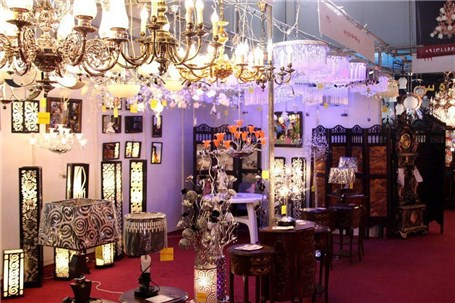 The 19th Mashhad International Exhibition of furniture, chandeliers, lighting, decoration and interior architecture