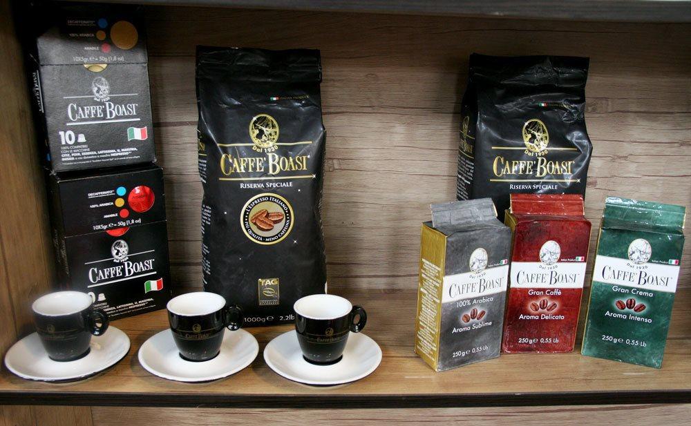 نمایشگاه قهوه و صنایع مرتبط شیراز