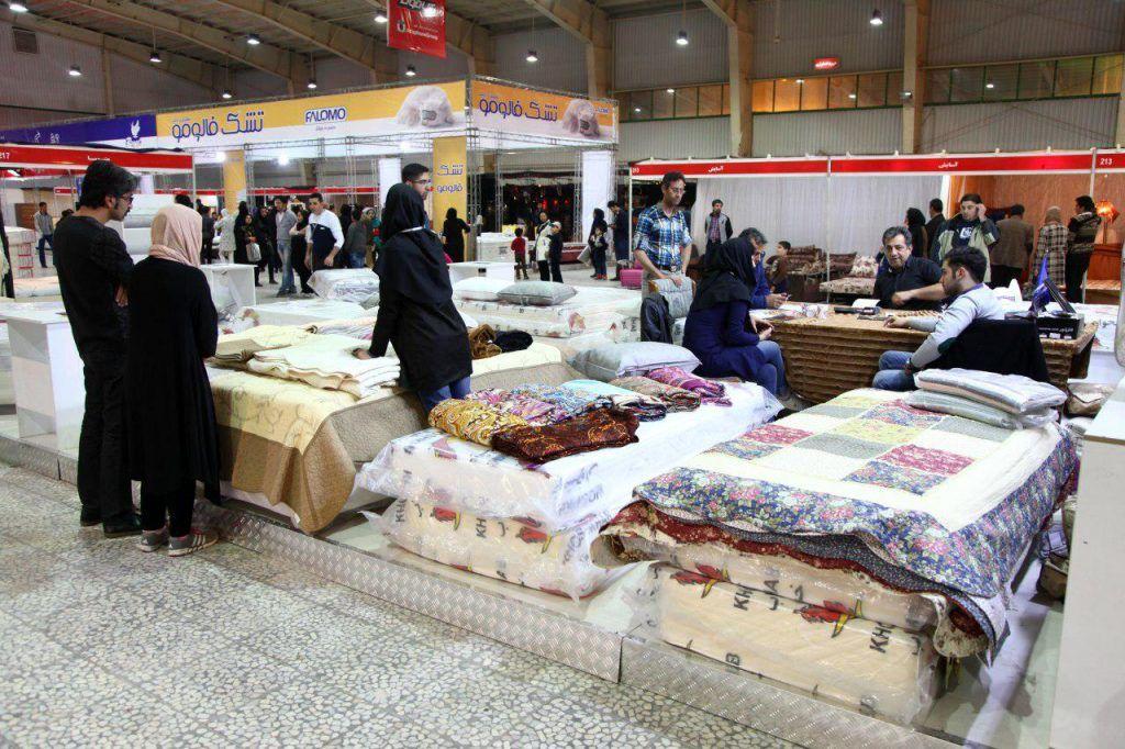 نمایشگاه منسوجات خانگی و کالای خواب اصفهان