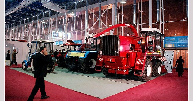 The 14th Mashhad International Exhibition Of Machinery, Construction and Civil Engineering, Rail and Road