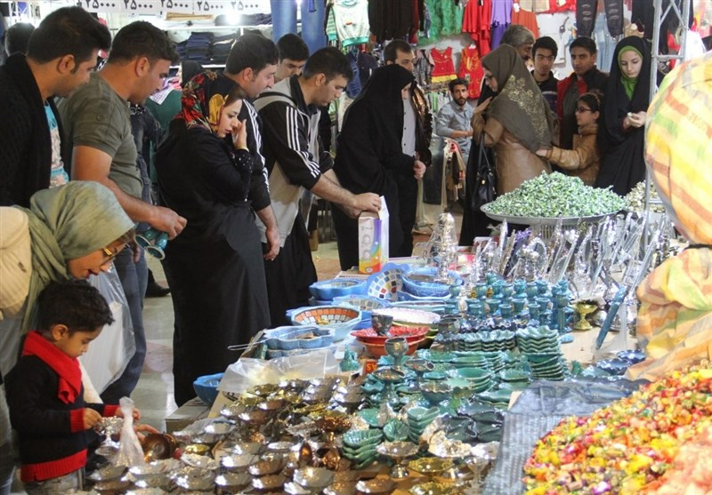 The 20th Mashhad Exhibition of Spring sales