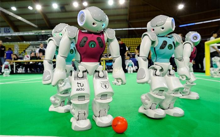 مسابقات بین المللی ربوکاپ و هوش مصنوعی کیش