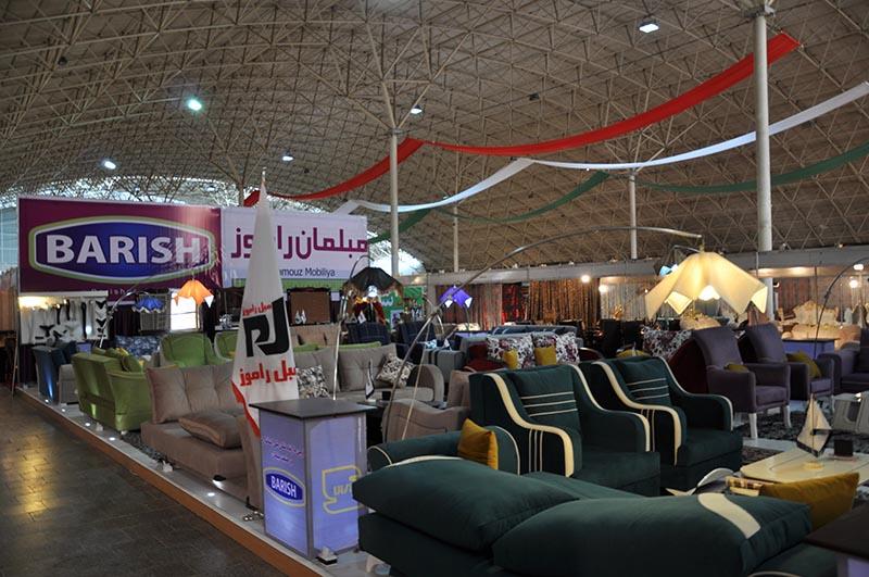 نمایشگاه خانه و مبلمان مدرن تبریز