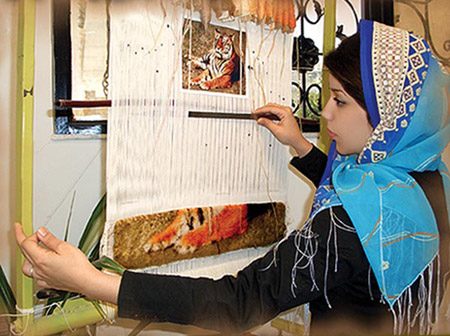 The 11th Shiraz Exhibition of Souvenirs, gifts and women's handicrafts