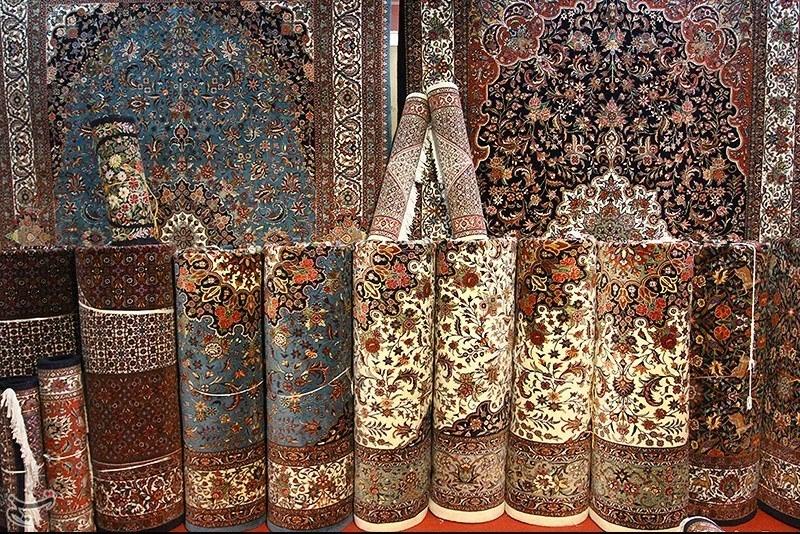 نمایشگاه فرش دستباف شیراز