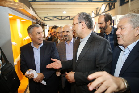 نمایشگاه بین المللی کیف، کفش، چرم و صنایع وابسته تهران