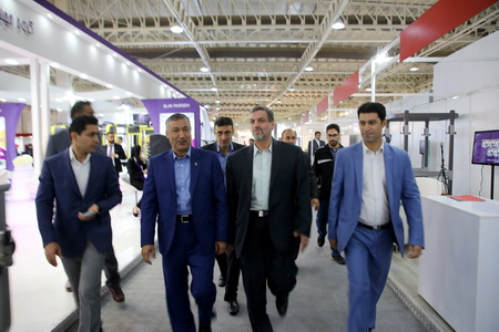 نمایشگاه بین المللی ورزش و تجهیزات ورزشی تهران