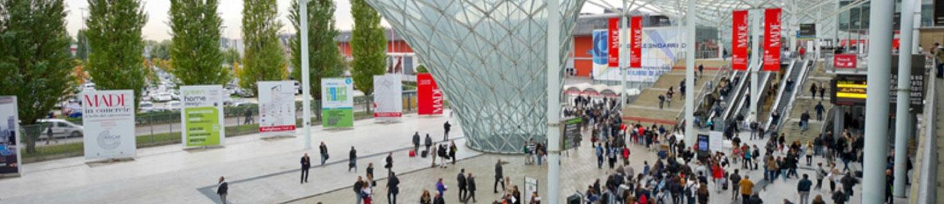 Milan International Exhibition of MADE