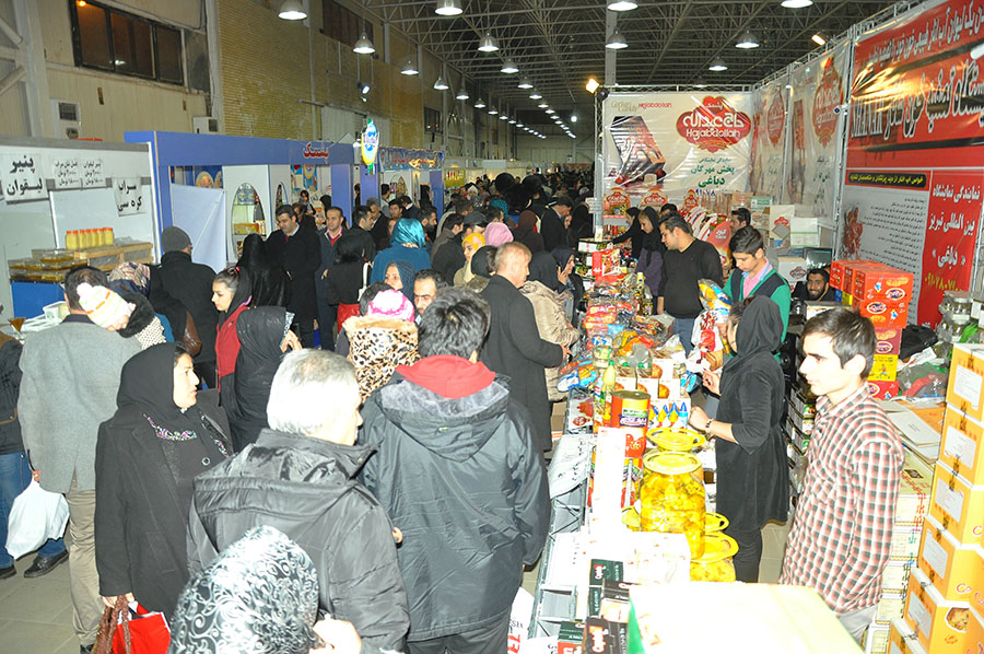 Tabriz Exhibition of Spring sale Nowruz