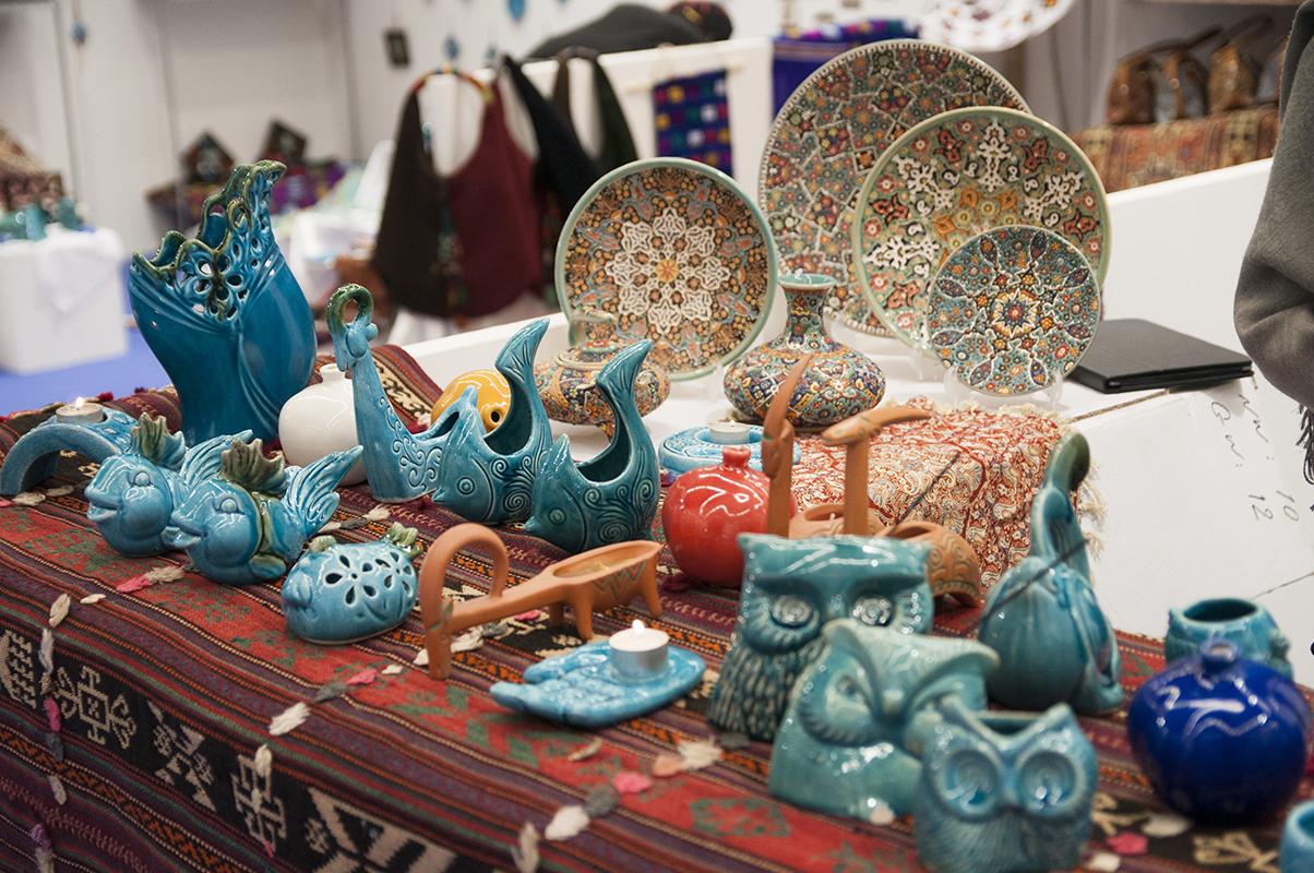 The 11th Shiraz Exhibition of Handicraft