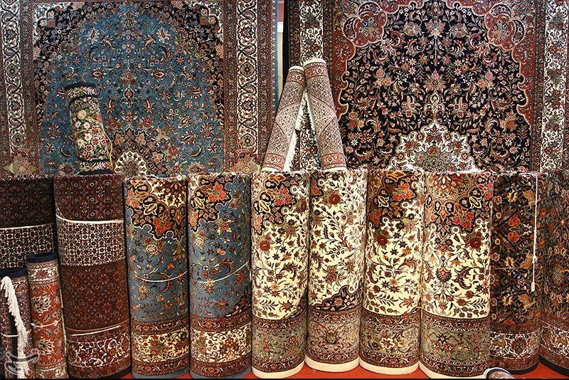 The 15th Shiraz Exhibition of Handmade Carpet