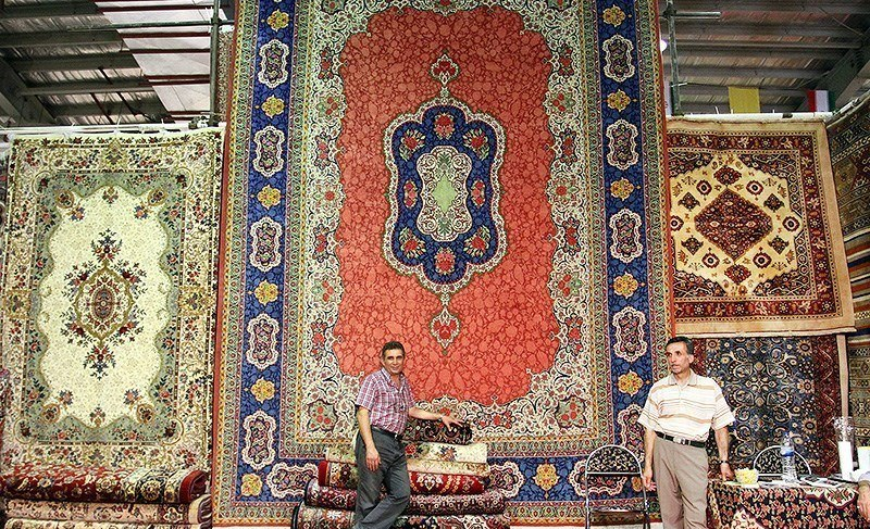 The 21st Isfahan Exhibition of Persian Handmade Carpets
