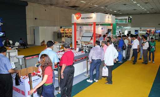 نمایشگاه بین المللی تکنولوژی بسته بندی هند