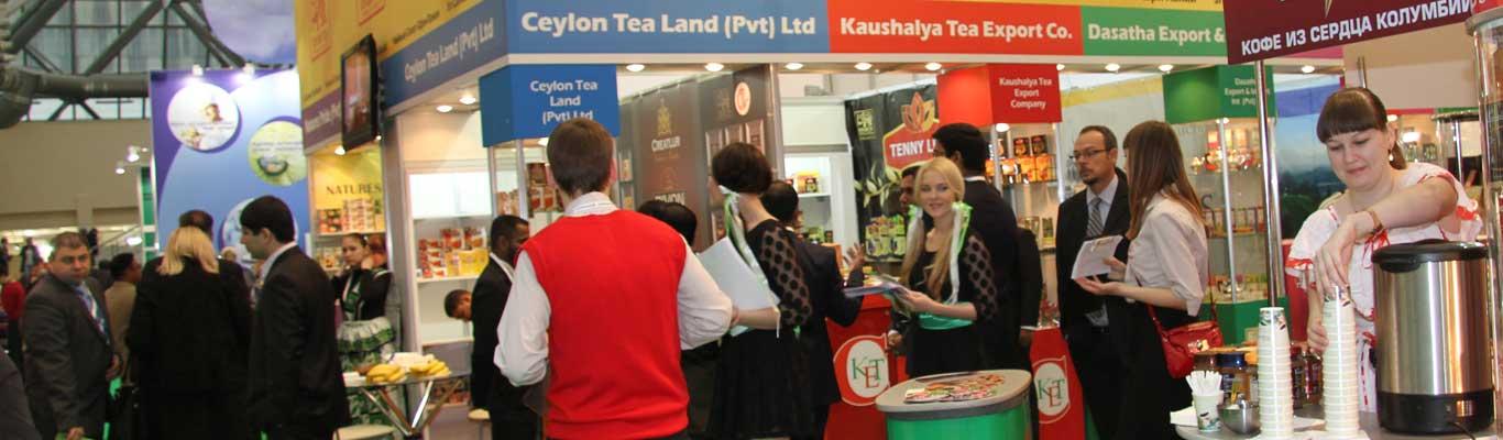 نمایشگاه بین المللی صنایع غذایی مسکو