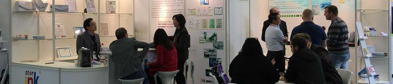 نمایشگاه بین المللی نوشت افزار شانگهای